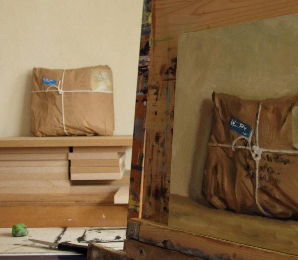 Paket mit Paket